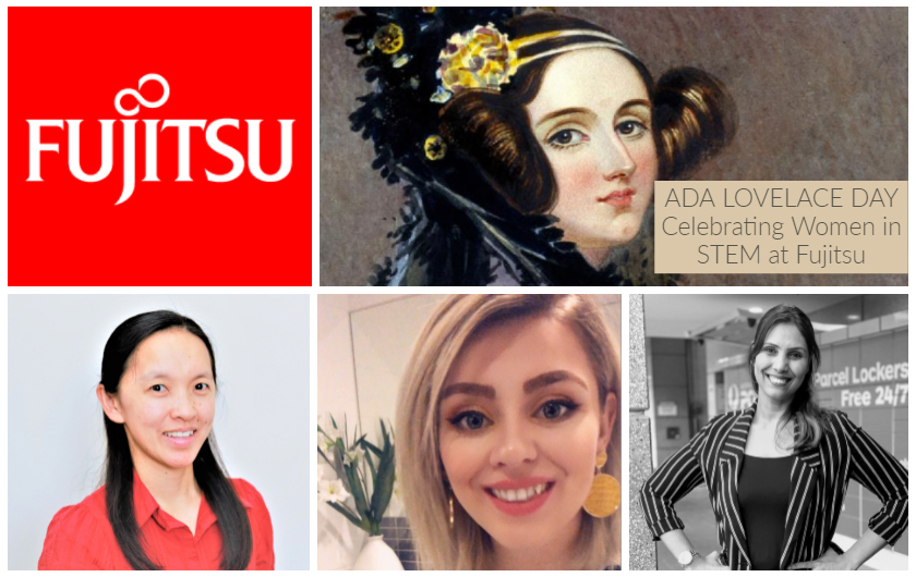 Main visual : Finding Ada… Celebrating Women in STEM at Fujitsu – Part 2