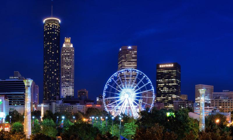 Atlanta has come a long way. Take a walk down memory lane. (📷 Gene Phillips, AtlantaPhotos.com)