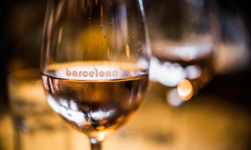 Barcelona Wine Bar features 40 wines by the glass and a large selection of tapas and sharable dishes.