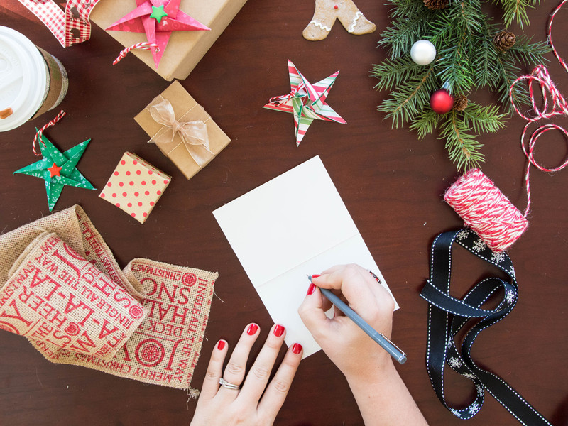 5 DIY Christmas Cards for the Holiday Season