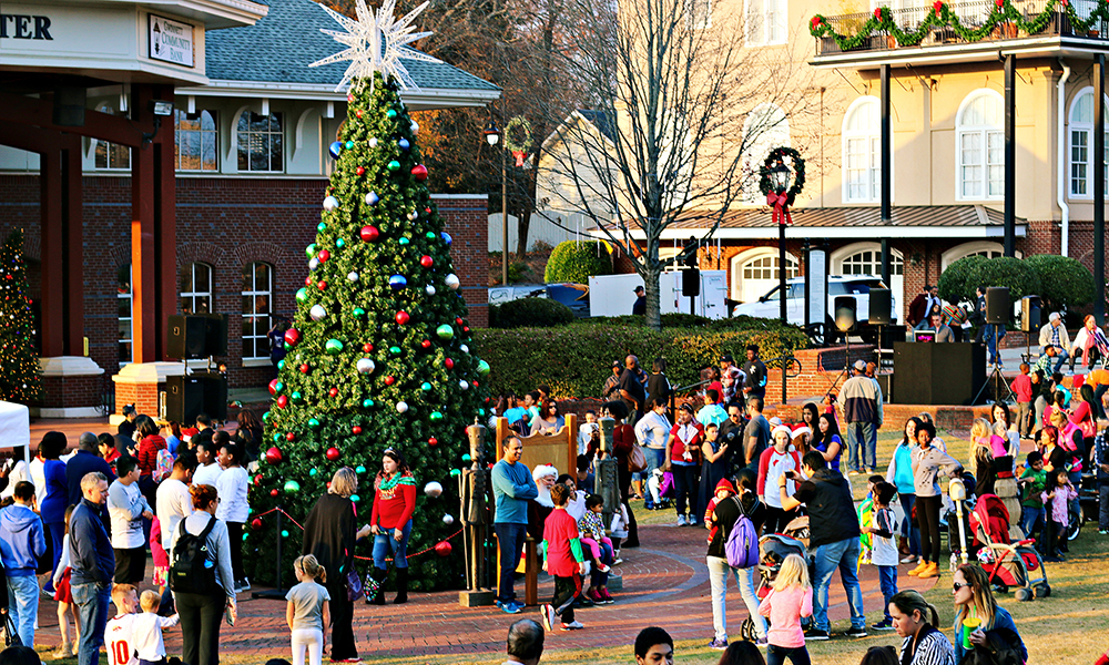 Holiday Activities for Kids in Atlanta