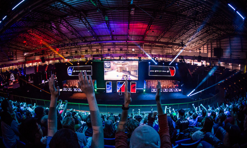 DreamHack is a 24-hour-a-day, three-day gaming lifestyle festival. (Photo courtesy of DreamHack)