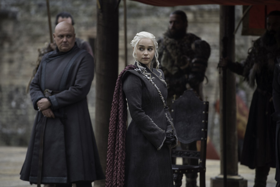 Westeros Revisited: The Dragon and the Wolf