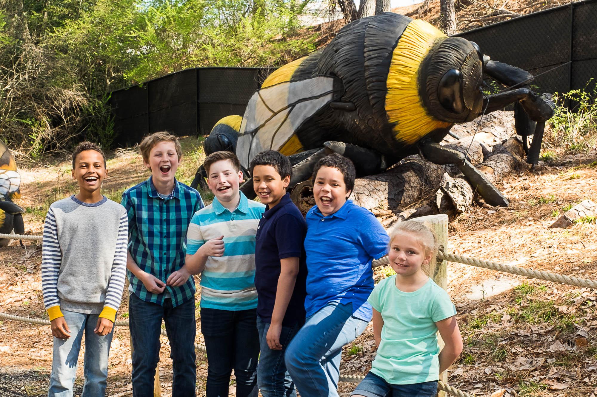 Summer Exhibit: MEGABUGS! Adventure Encounters at Stone Mountain Park in Atlanta