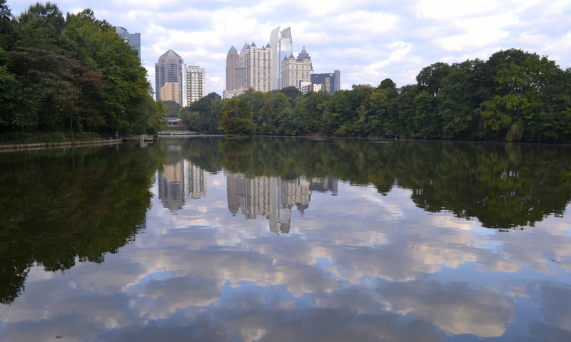 Piedmont Park is home to lots of favorite festivals. (Sarah Johnson photo)