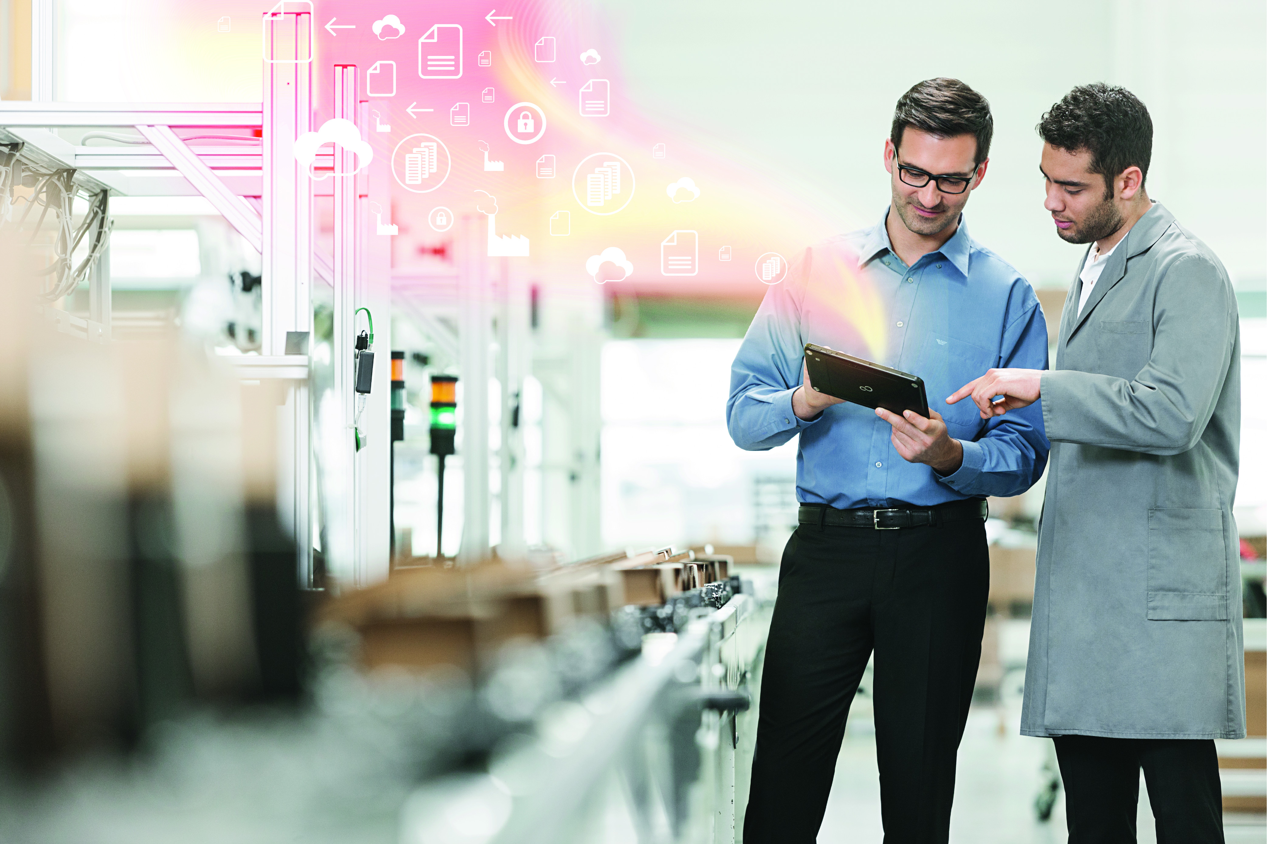 Main visual : The known knowns of smart manufacturing (and the three focus areas to get there)