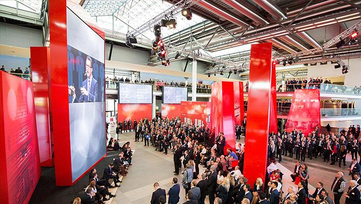 メインビジュアル : Fujitsu Forum 2015 Munichイベントレポート
