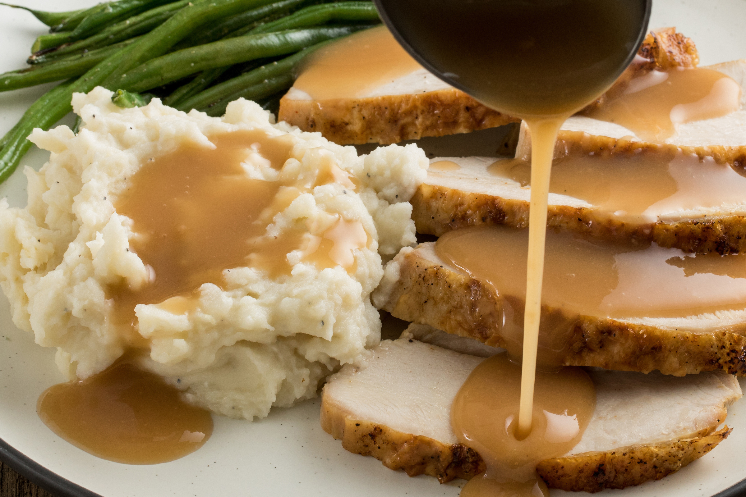 McCormick Turkey Gravy and Mashed Potatoes