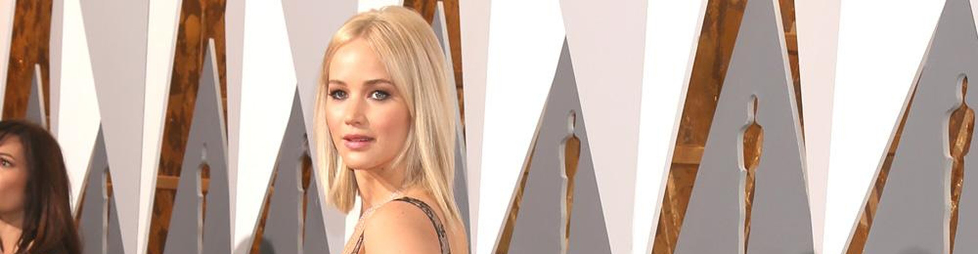 Jennifer Lawrence's fierce Oscar look
