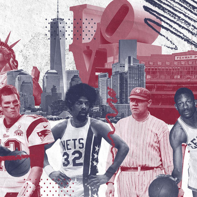 Triangle of Hatred: New York/Boston/Philly – America's Best Sports Rivalries