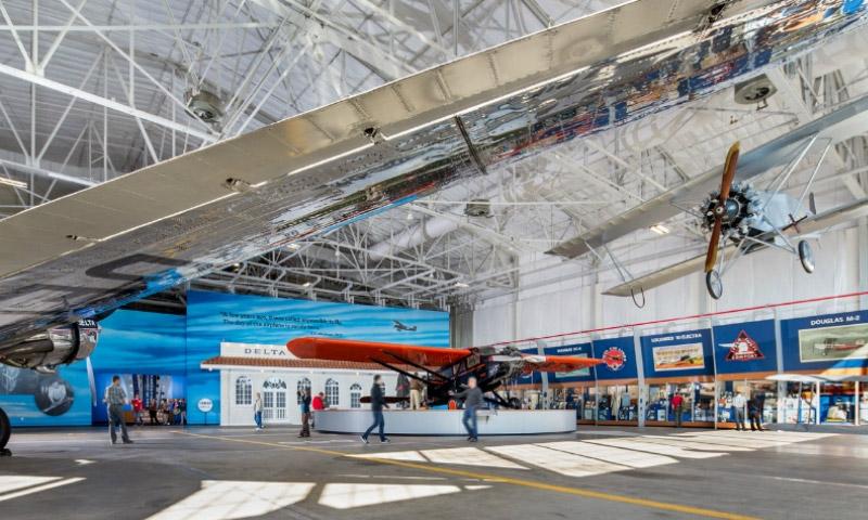 Delta Flight Museum Meetings Blog