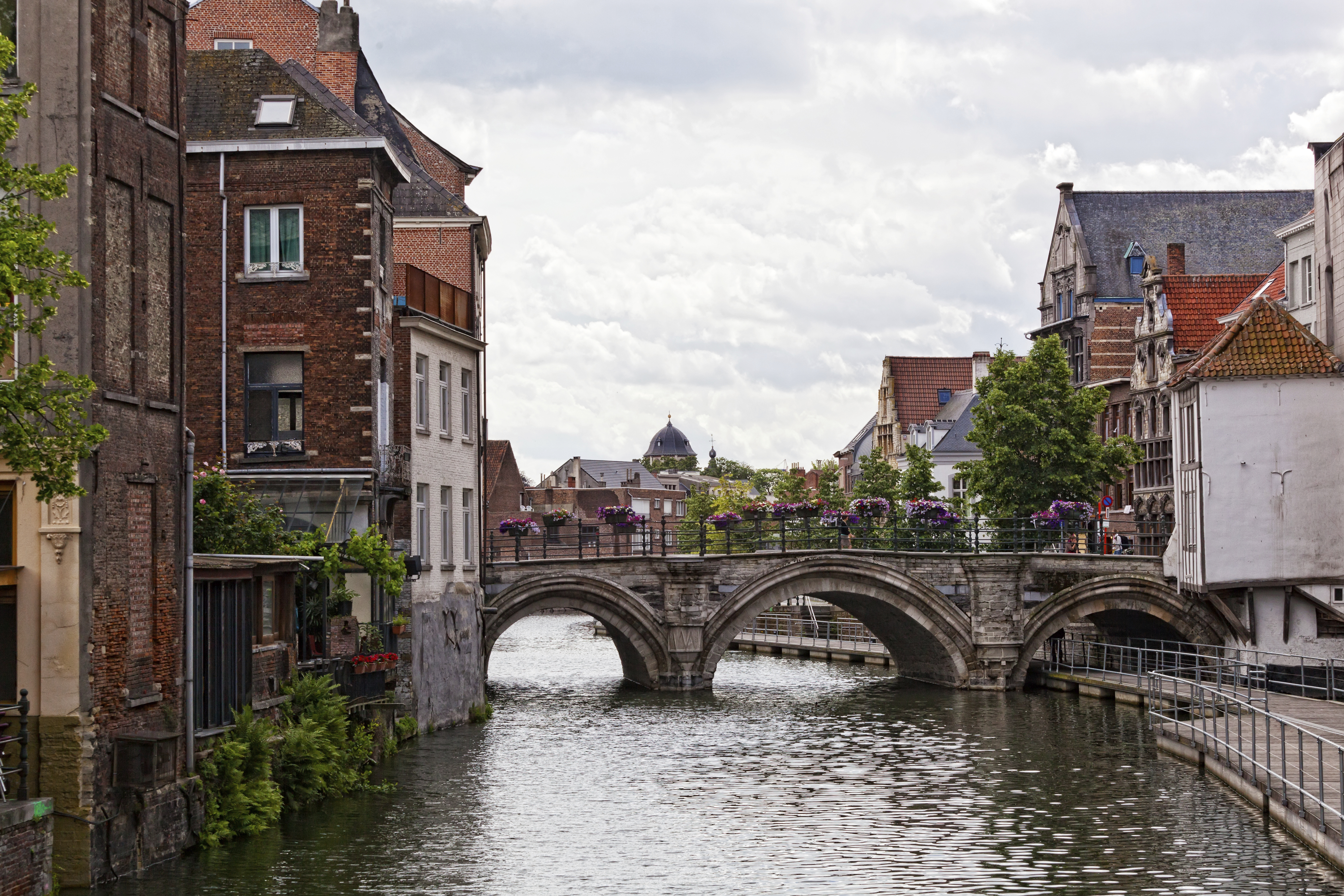 Belgian city of Mechelen (Malines)