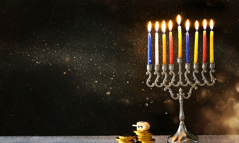 Hanukkah's just around the corner. Here are three great ways to celebrate in Atlanta.