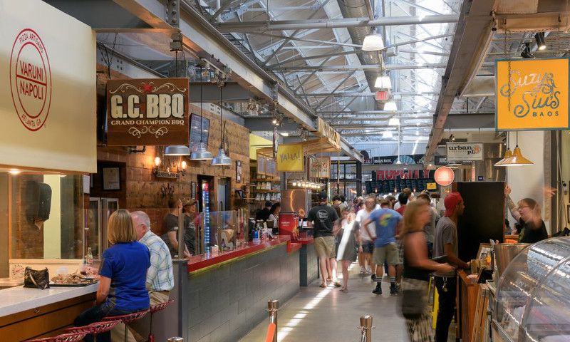 Krog Street Market is great fun to explore together.