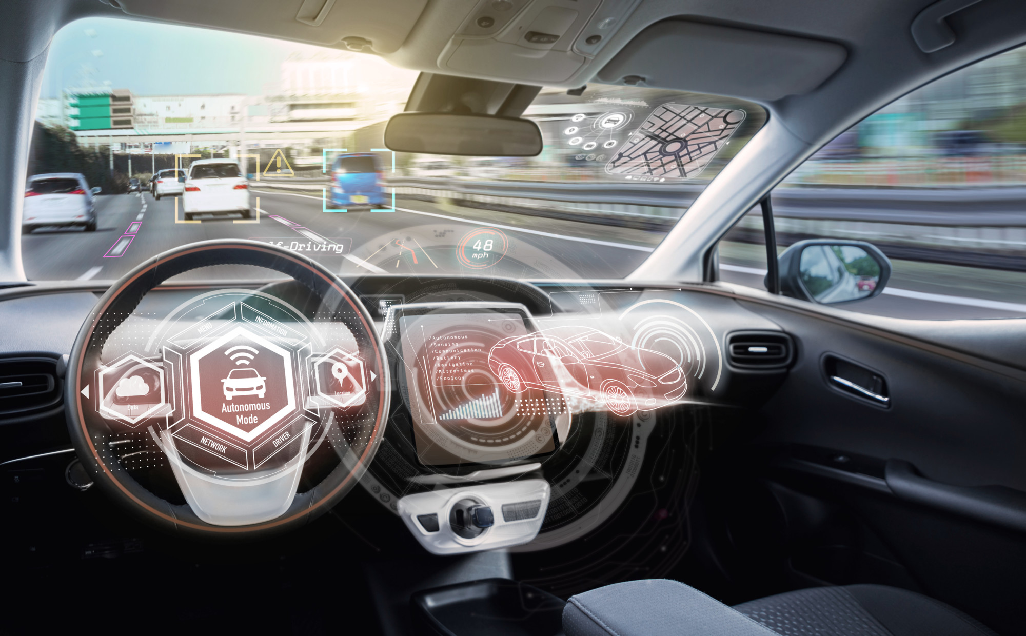 Main visual : How 5G will revolutionize the transport industry