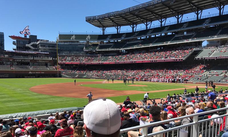 The Atlanta Braves Home Opener at SunTrust Park is Friday.