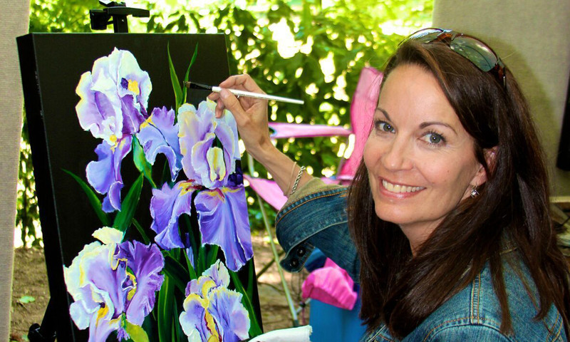 Some of the top artists in the Southeast will be at the Chastain Park Arts Festival. (Sher Pruitt photo)
