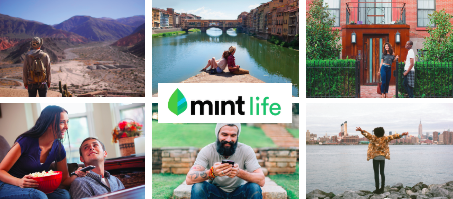 The Mint Life Blog Brands as Publishers