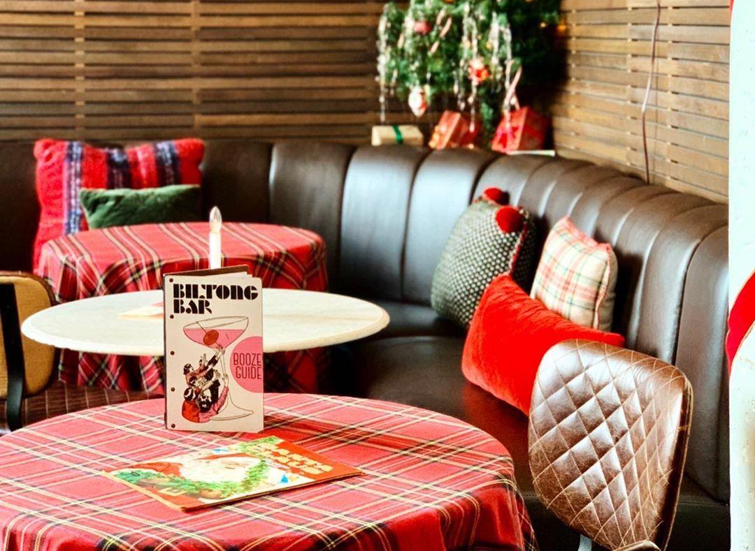 The Blitzen Room at Biltong Bar