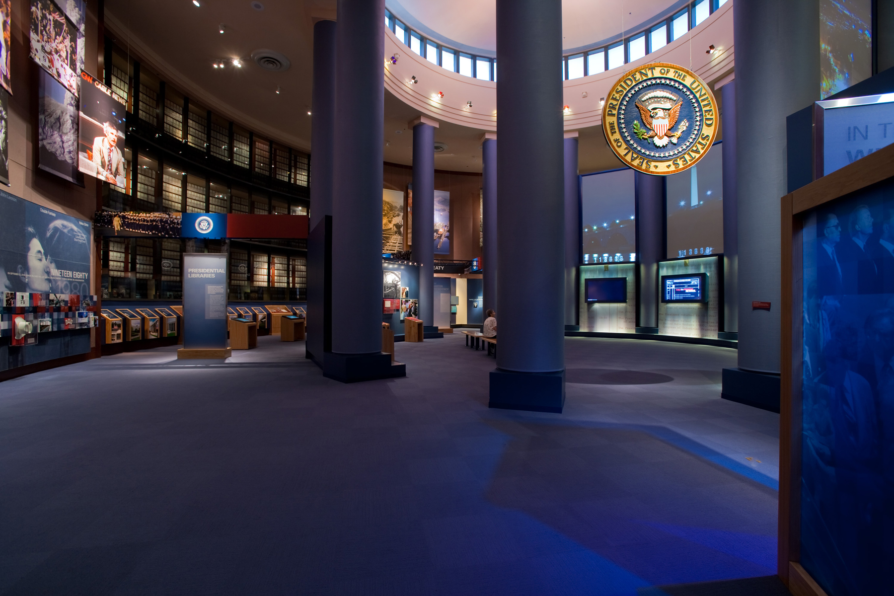 Jimmy Carter Presidential Museum and Library