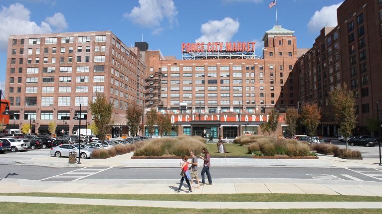 Ponce City Market - Atlanta Beltline