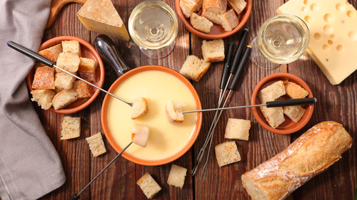 Say Cheese: Make Fondue Without a Recipe