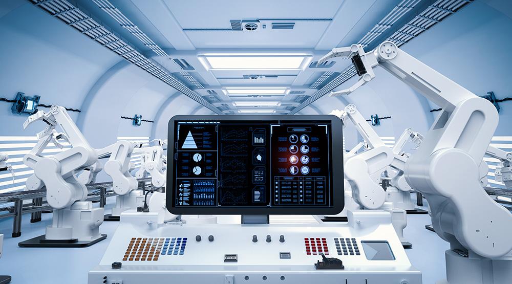 メインビジュアル : Industrie 4.0から見えてくる、日本のスマートファクトリーの可能性