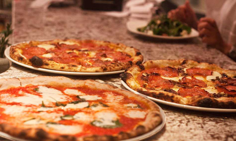 At Varsano's, a picture could be worth a thousand words; or just one -- delicious.