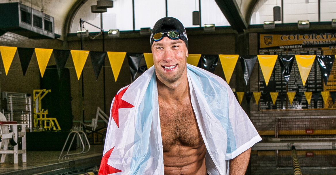 Get to know: Six-Time Olympic Medalist, World Champion Swimmer and Lake Forest Native Matt Grevers