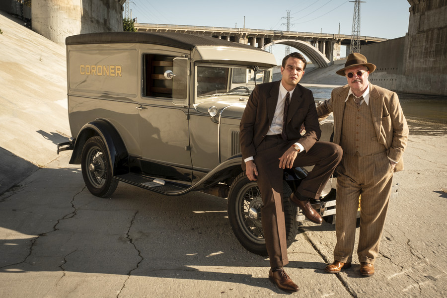 How Los Angeles Is a Character in Penny Dreadful®: City of Angels