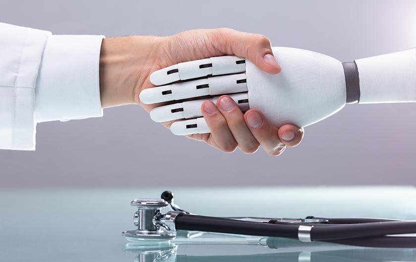 メインビジュアル : AIを活用した障がい者支援