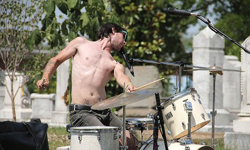 Historic Oakland Cemetery may be an unusual place to have a festival, but Tunes from the Tombs is a ton of fun.