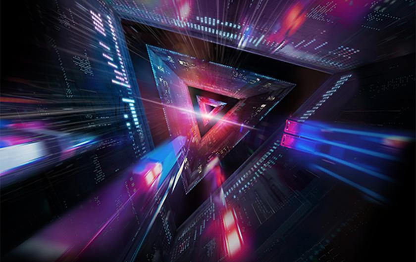 Main visual : Quantum-inspired computing: the Fujitsu Digital Annealer