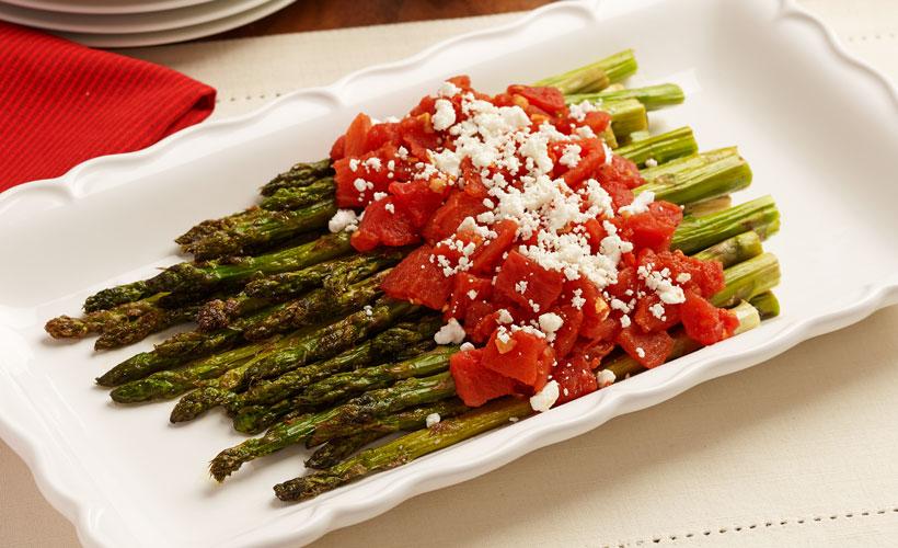 roasted-asparagus-dish