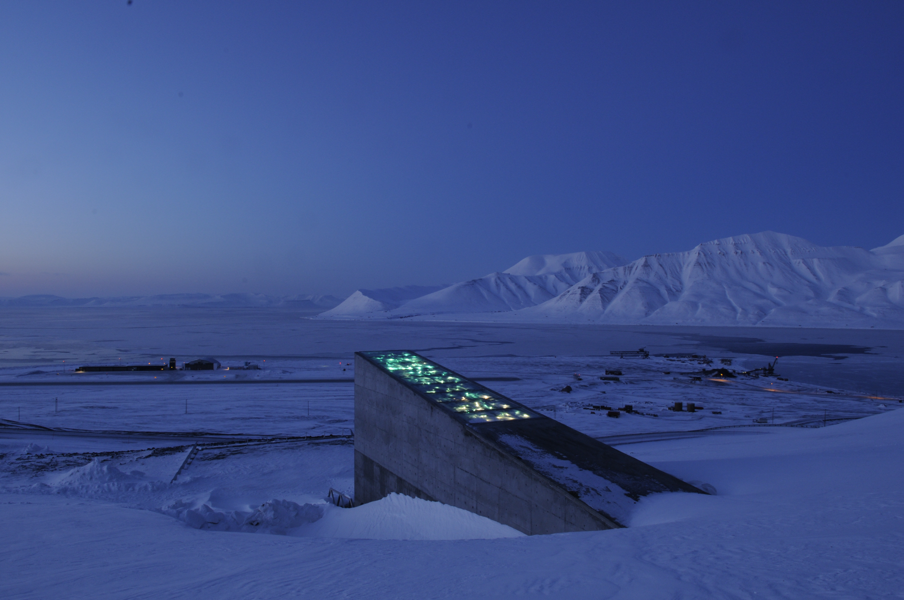 Where the world stores its seeds the svalbard global seed vault 268563326324f8e2cbf13og malvernweather Gallery