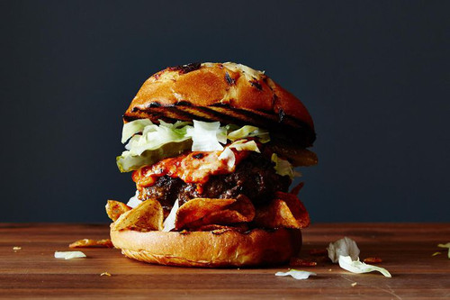 5 Savory Mix-Ins for Better Burgers