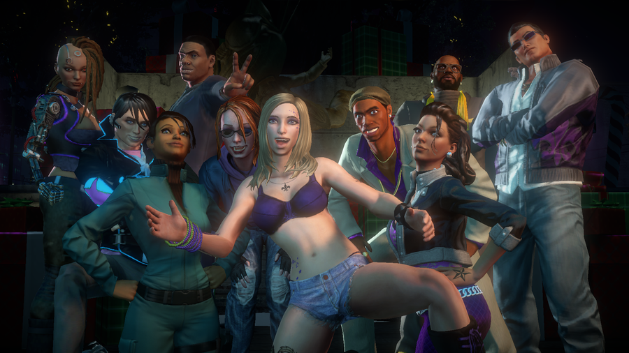 Saints Row 4 Makes You The Most Powerful President In American History