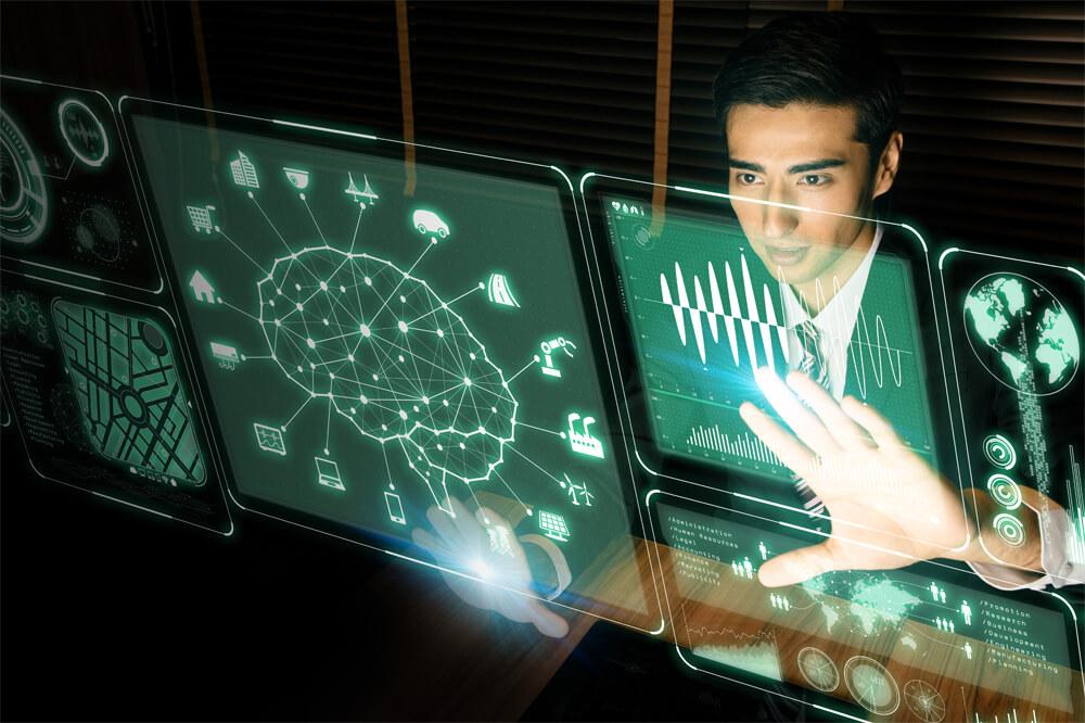 メインビジュアル : AIで無駄業務をコア業務へシフト。富士通の社内事例にみる、働き方改革成功のポイント