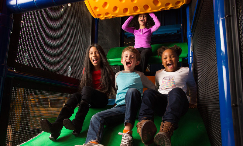 Kids have fun learning and playing at the Children's Museum of Atlanta, even on a rainy day. (📷 Jeff Roffman)