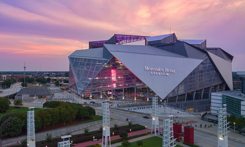 Mercedes Benz Stadium Meetings Blog