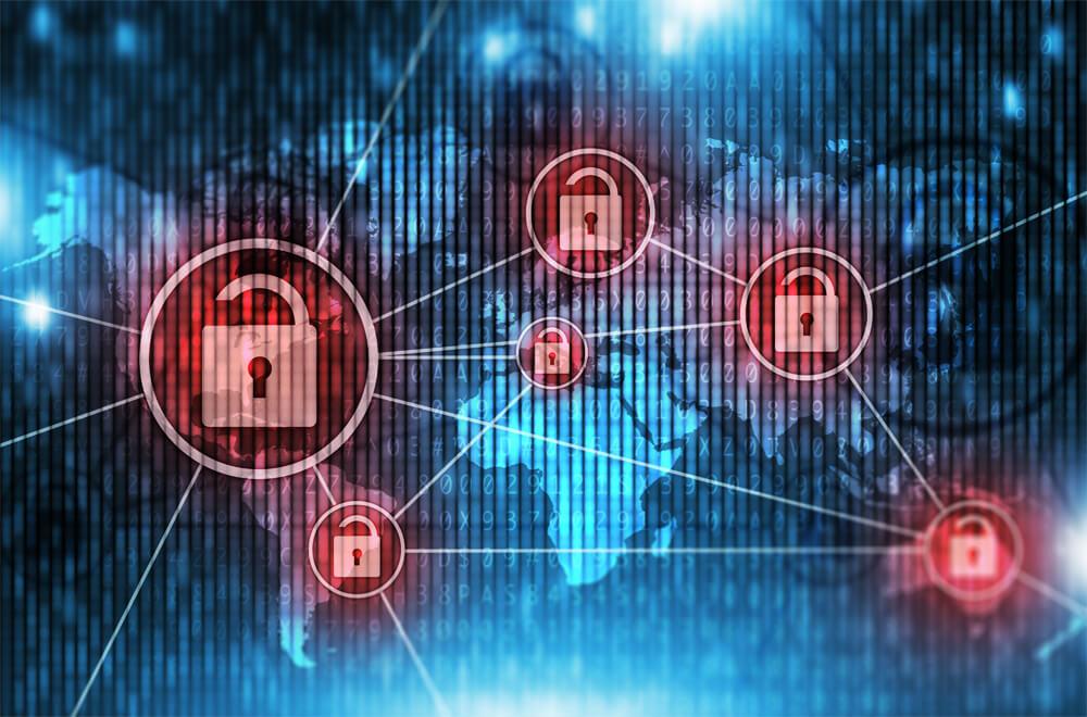 メインビジュアル : 中東情勢を読み解くと、サイバーセキュリティの動向が見えてくる
