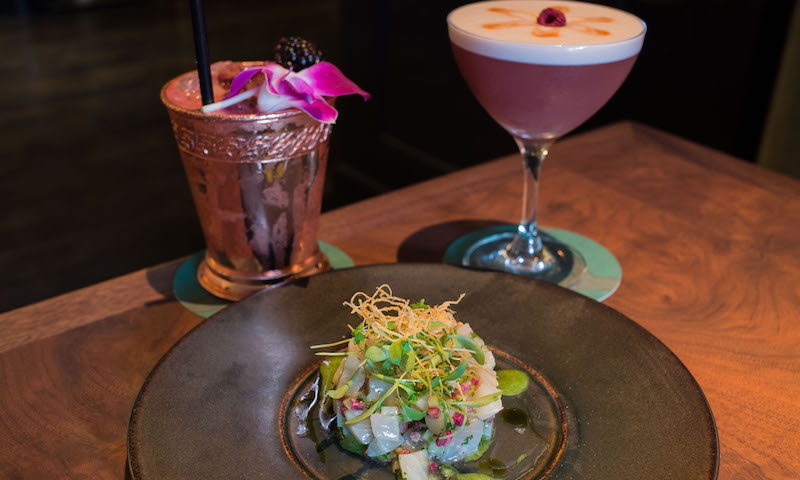 Craft Tails And Exquisite Small Plates Are The Beginning Of A Fabulous Evening At Atlas