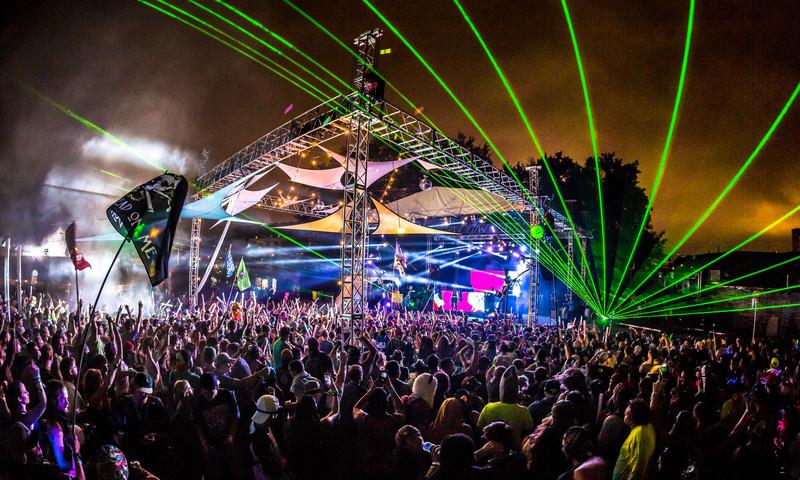 Imagine Music Festival will light up the night. (DV Photo Video)