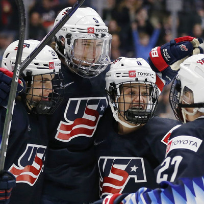 AP Source: NHL All-Star Game to Feature Women in 3-on-3 Event
