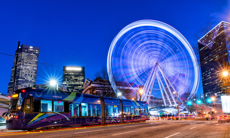See the reasons why Atlanta is the perfect meeting destination. (Gene Phillips, AtlantaPhotos.com)