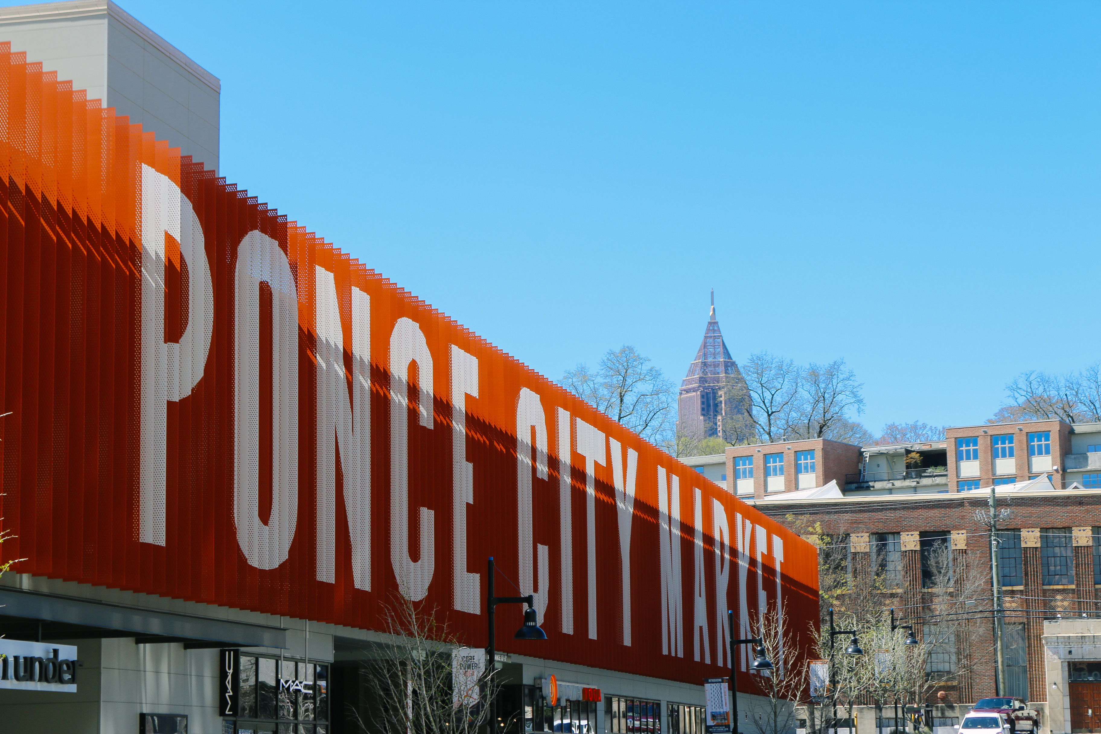 Ponce City Market_Atlanta, Georgia_Benjamin A Pete Photography