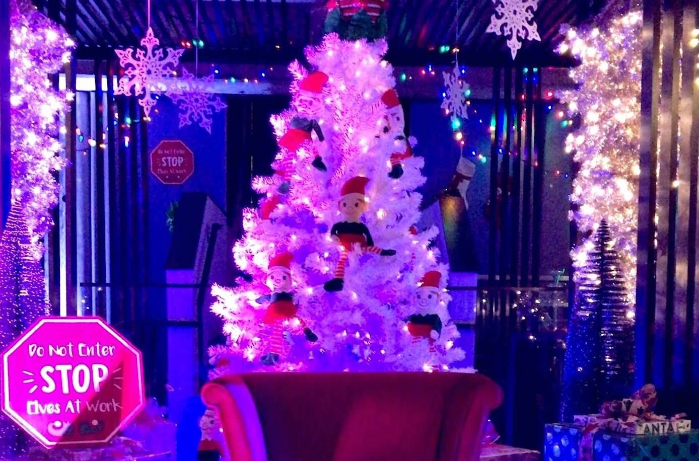 W Atlanta-Midtown Elf'd Up Holiday Pop-Up Bar