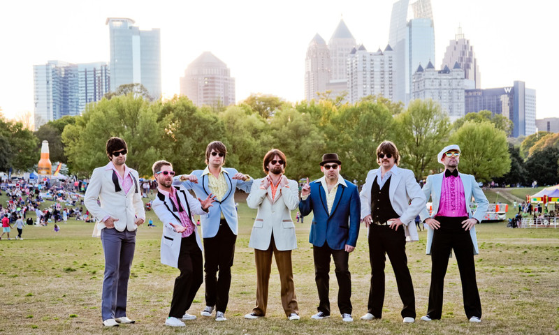 The Yacht Rock Revue will perform all the best rock songs from the '70s and '80s at Park Tavern in Piedmont Park.