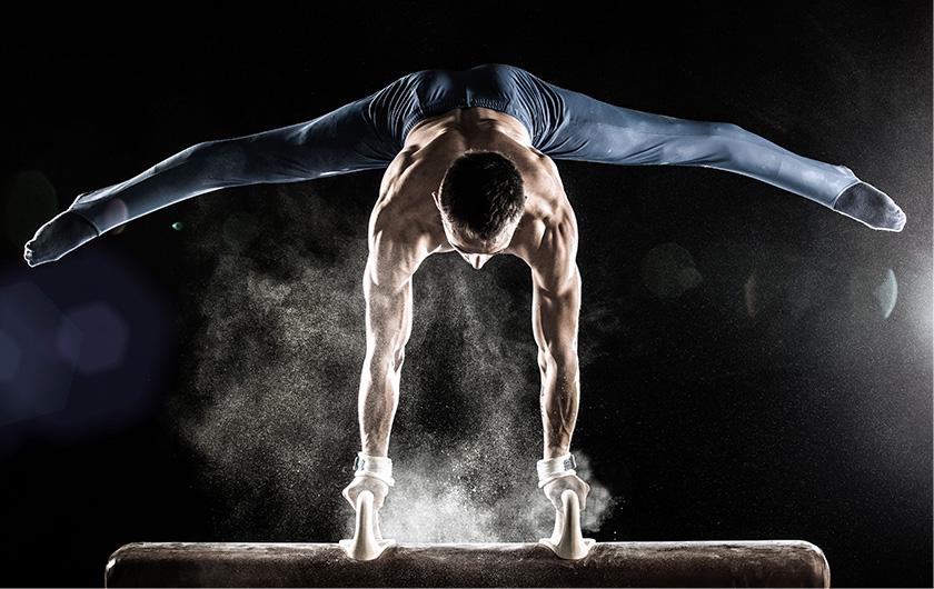 メインビジュアル : 国際体操連盟が正式採用した「AI自動採点システム」はスポーツ界をどう変えるのか
