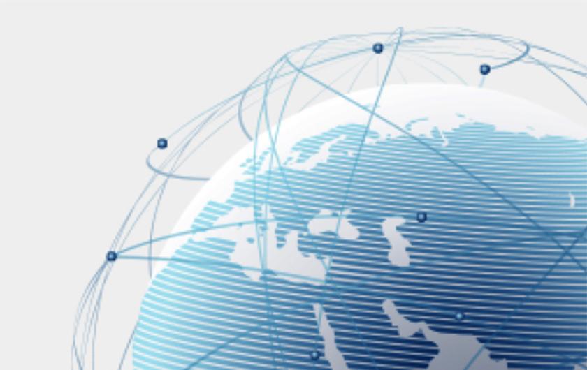 メインビジュアル : 「大容量データ高速通信」でグローバル市場を勝ち抜く